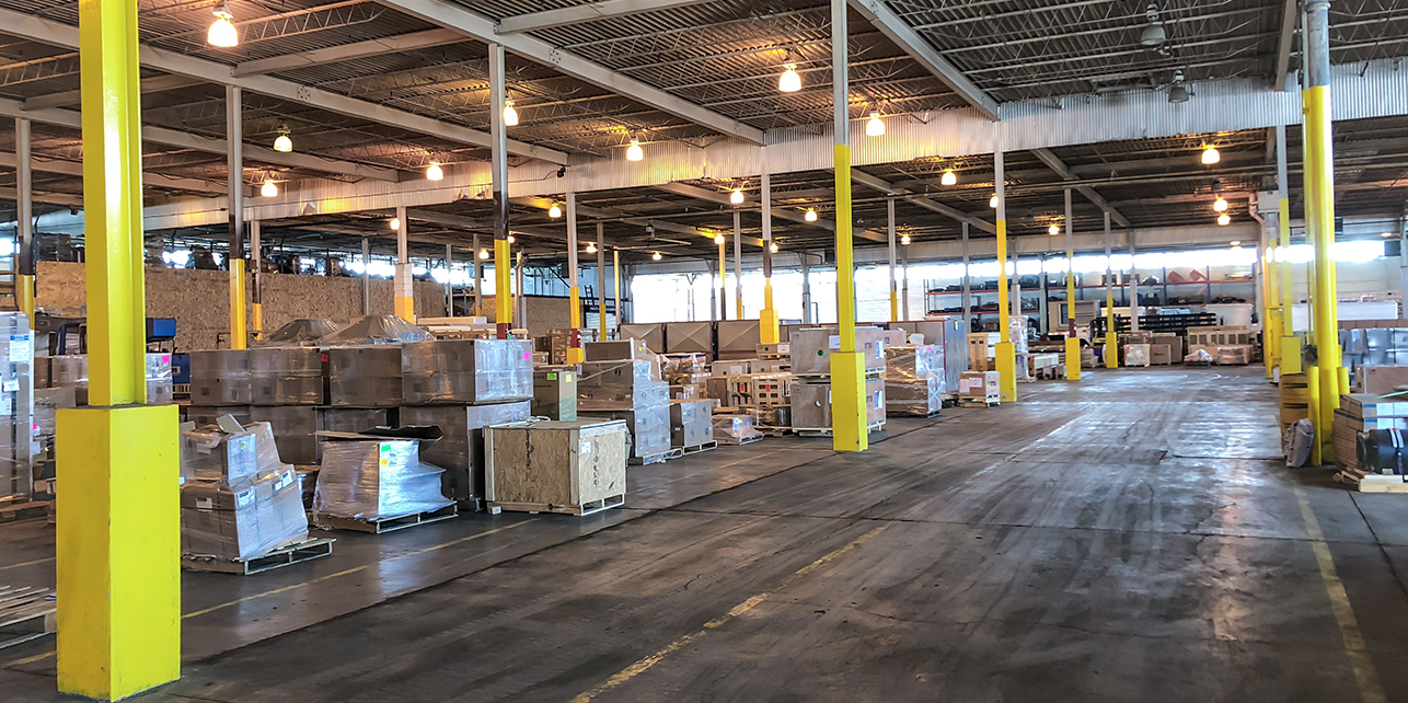 Thakcray Crane Services Storage Space (1)