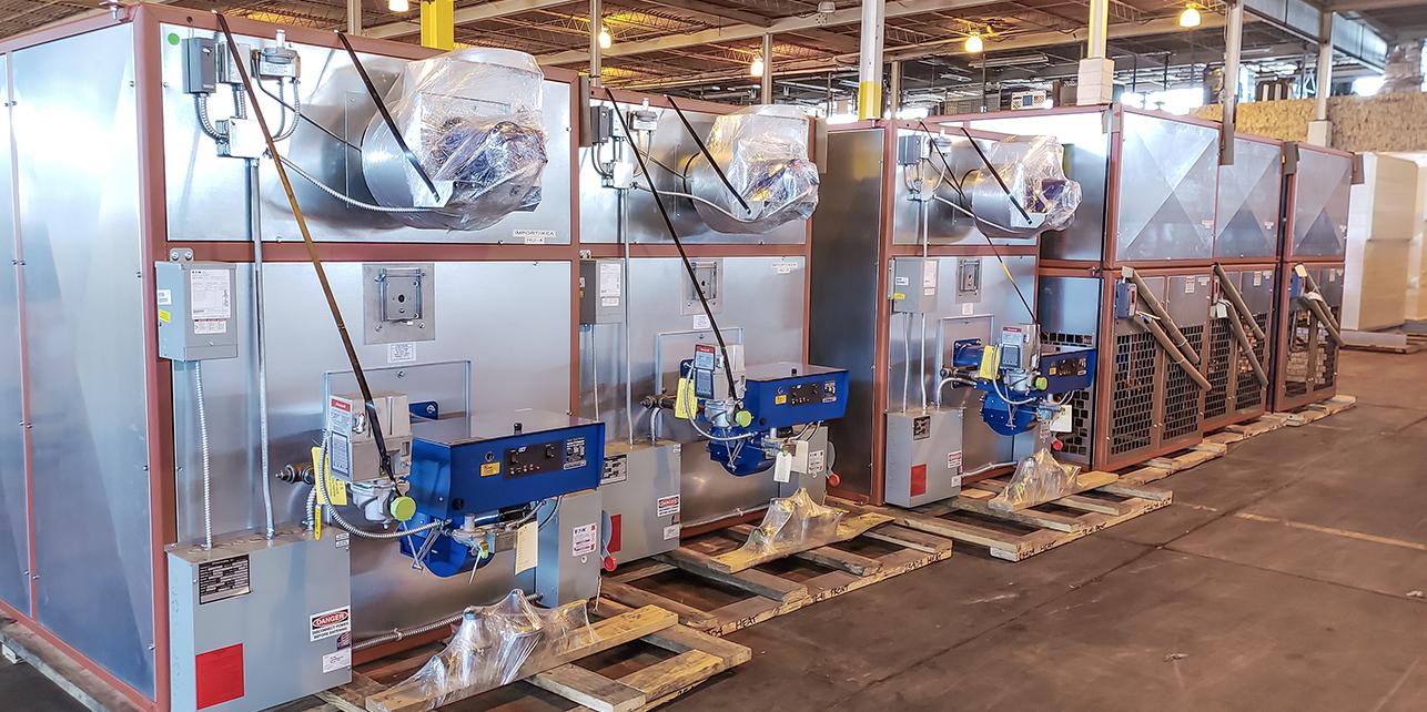 Thakcray Crane Services Storage Space (3)